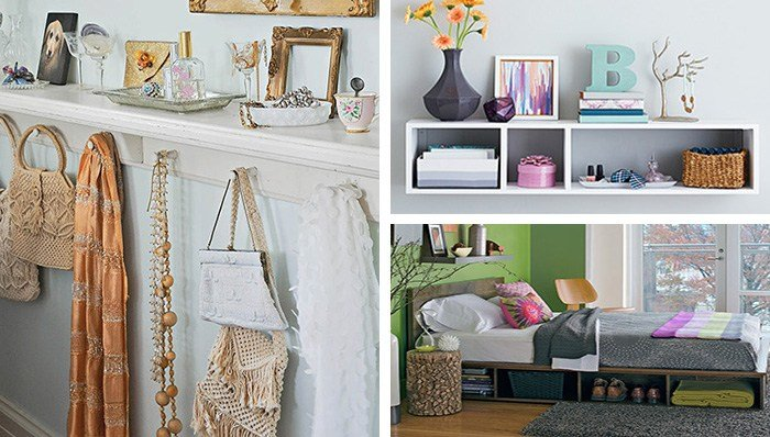 Best 9 Storage Ideas For Small Bedrooms With Pictures