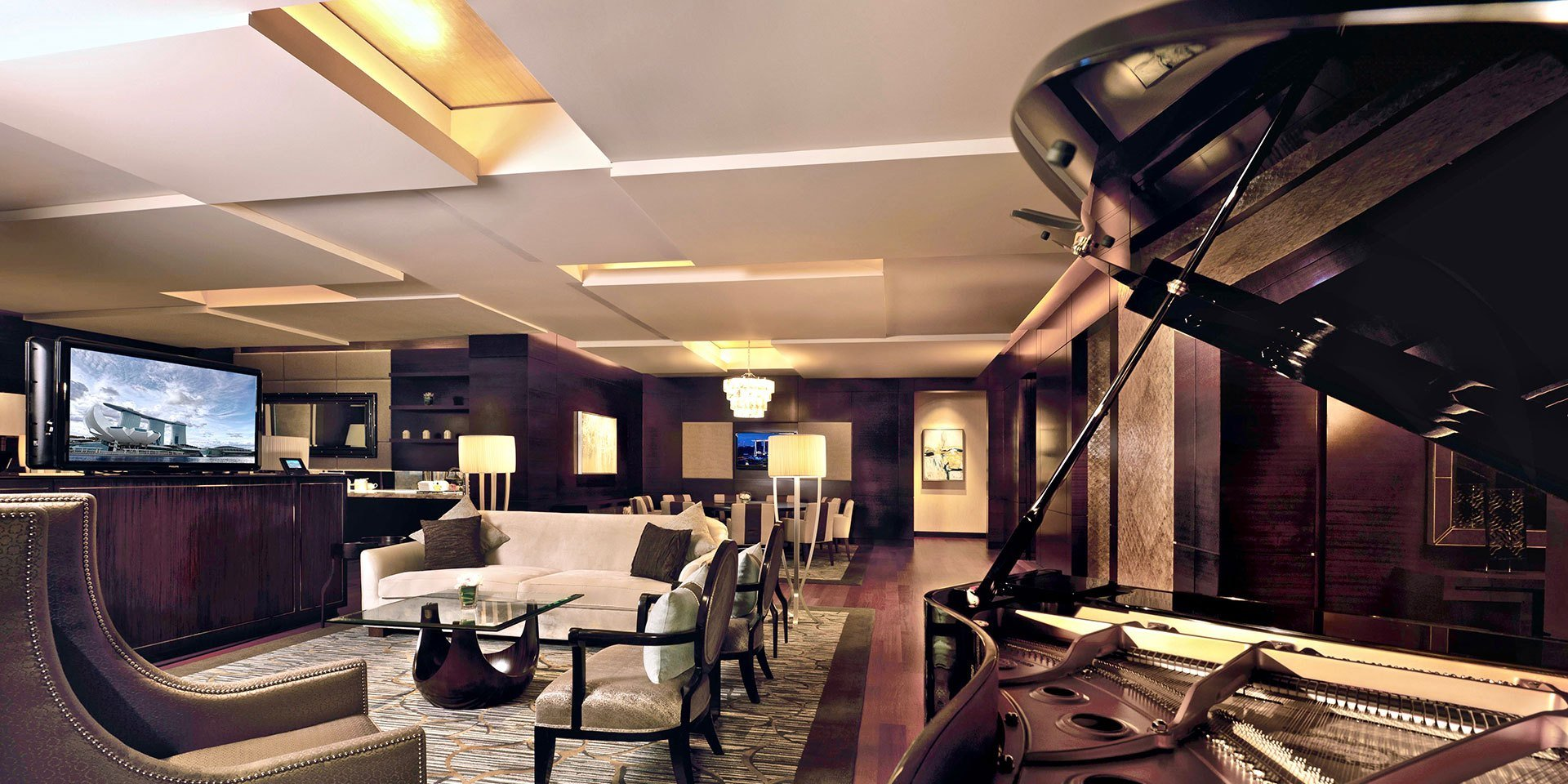 Best Presidential Suite In Marina Bay Sands Singapore Hotel With Pictures