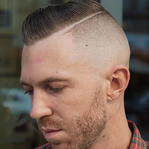 Free Shaved Sides Hairstyles For Men 2019 Men S Haircuts Wallpaper