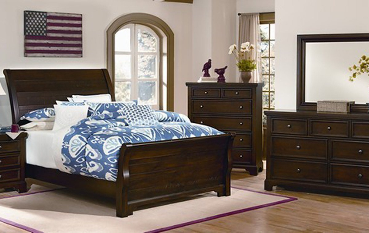 Best Vaughan Bassett Hanover Bedroom Collection Furniture With Pictures