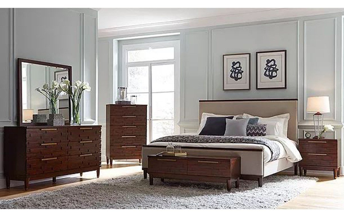 Best Najarian Rodeo Bedside Bench Furniture Market Austin Texas With Pictures