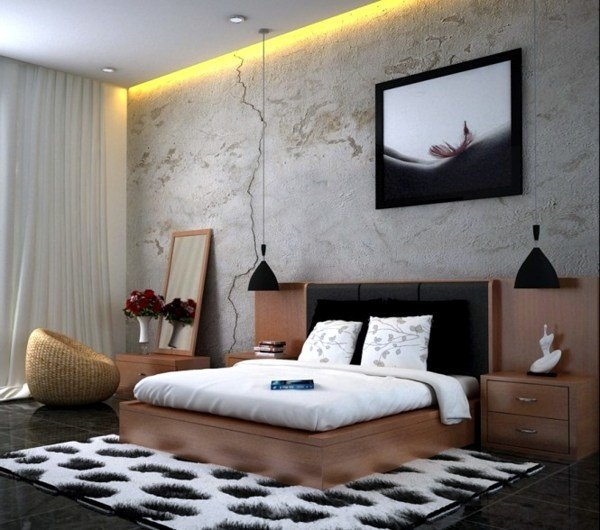 Best Feng Shui Bedroom Set – Correct Bed Position Interior With Pictures
