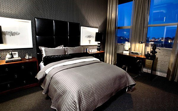 Best Original Bedroom Furniture And Decoration Ideas For Him With Pictures
