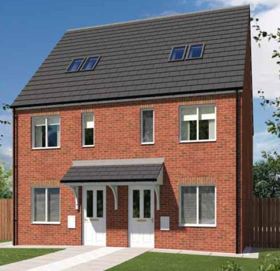 Best 3 Bedroom 3 Storey House For Sale In Wolverhampton West With Pictures