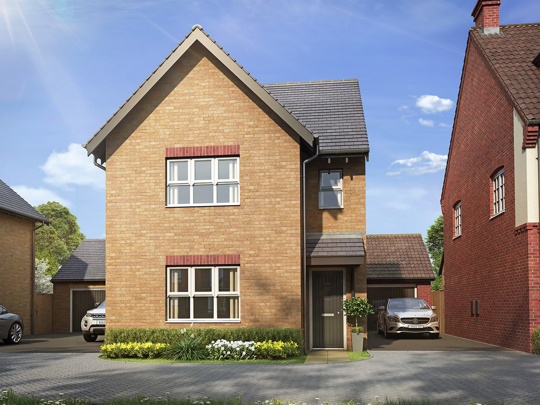 Best 3 Bedroom Detached House For Sale In Rugby Warwickshire With Pictures