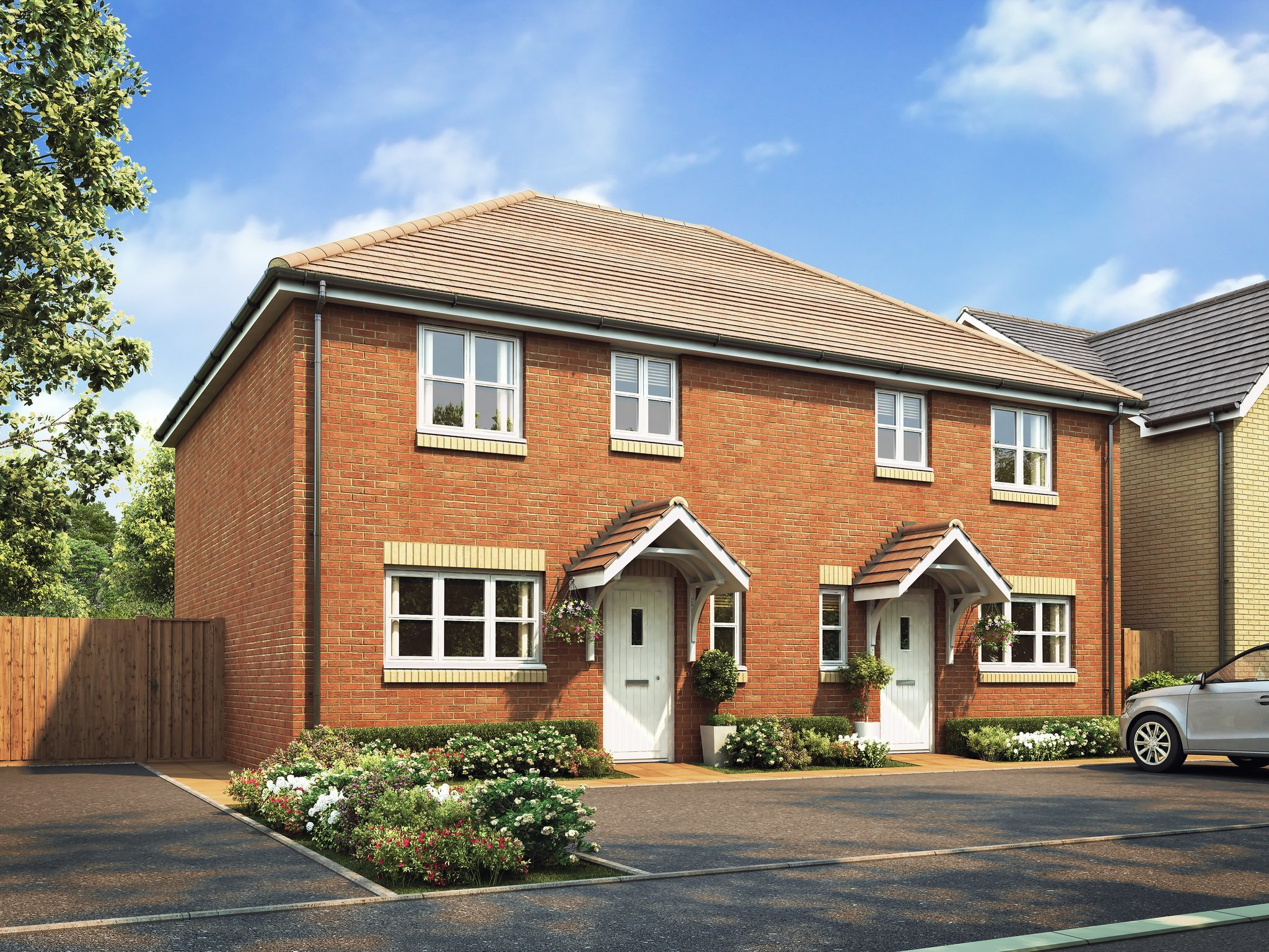 Best 3 Bedroom Semi Detached House For Sale In Maidstone Kent With Pictures