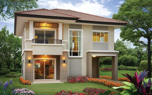 Best Two Storey 3 Bedroom House Design Pinoy Eplans With Pictures