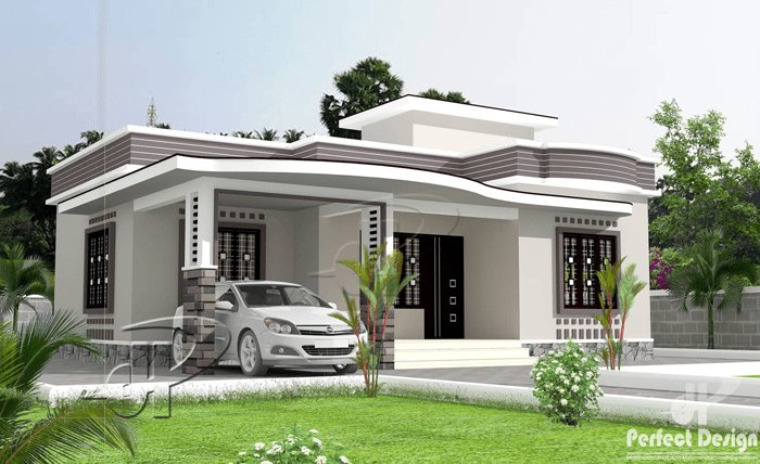 Best Simple 2 Bedroom Floor Plan With Roof Deck Pinoy Eplans With Pictures