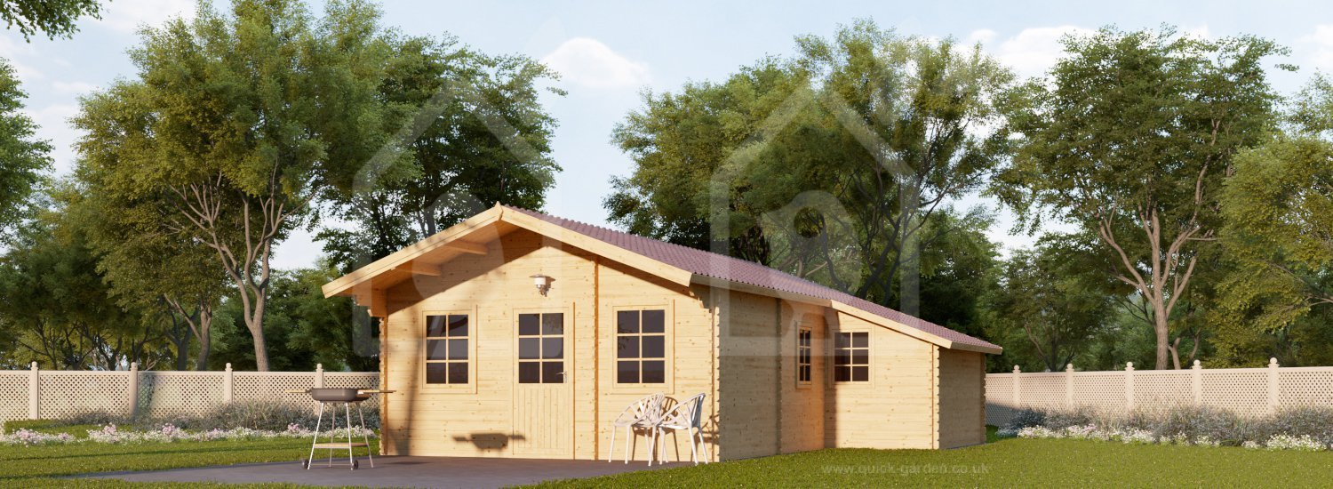 Best A Two Bedroom Wooden Fully Insulated Wooden House Dijon With Pictures