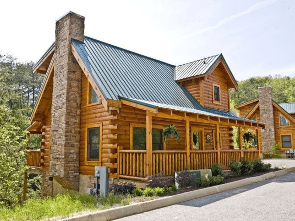 Best Cheap Gatlinburg Vacation Package From 99 Eagles Ridge With Pictures