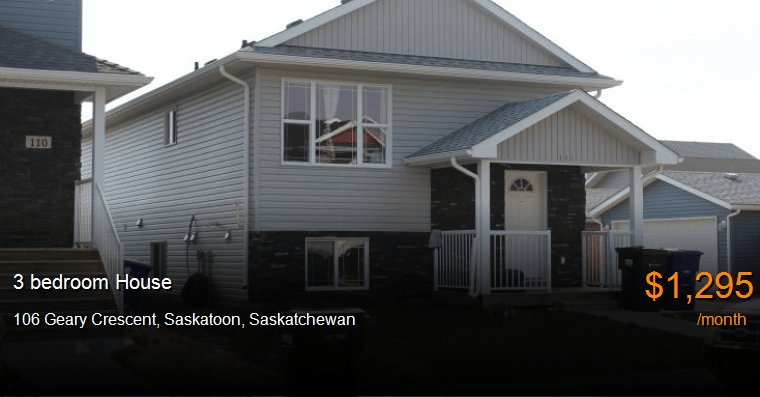 Best 106 Geary Crescent Saskatoon House For Rent B122770 With Pictures