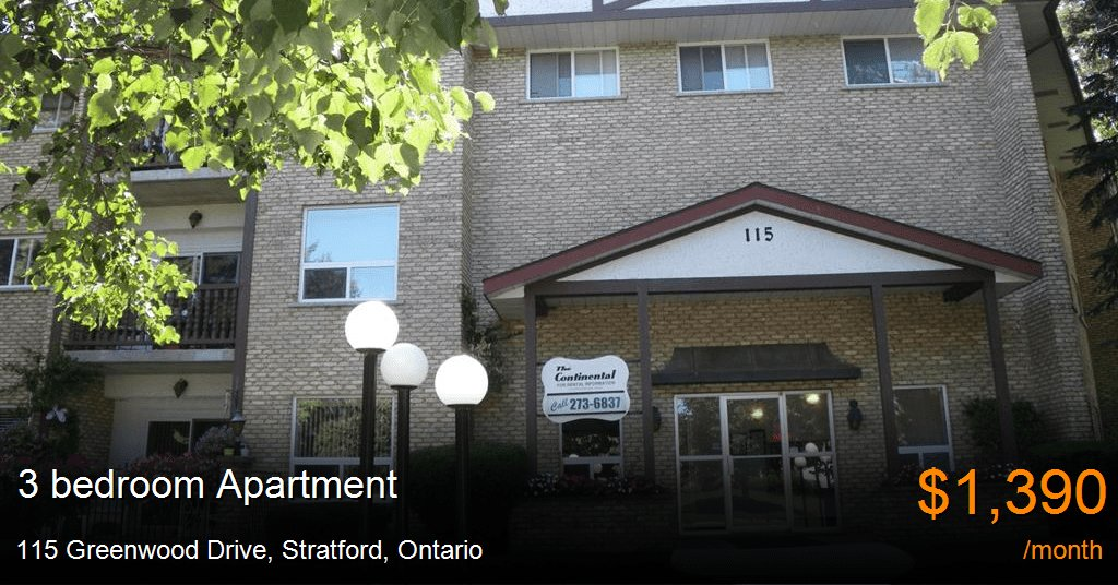 Best 115 Greenwood Drive Stratford Apartment For Rent B19936 With Pictures