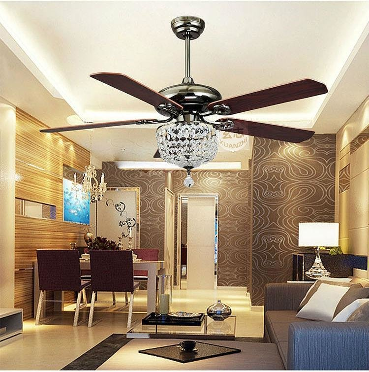 Best Fashion Vintage Ceiling Fan Lights Funky Style Fan Lamps With Pictures