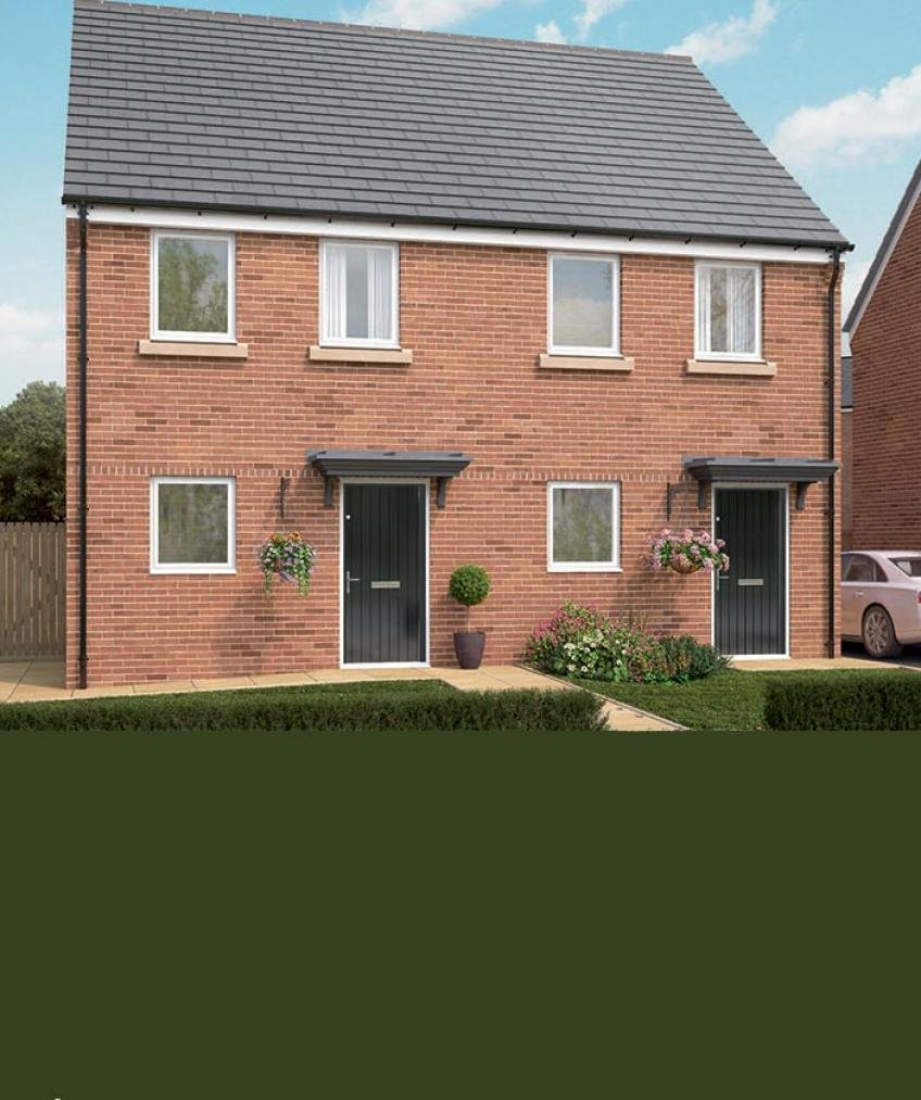 Best Chase Park New Build Development In Ellesmere Port With Pictures