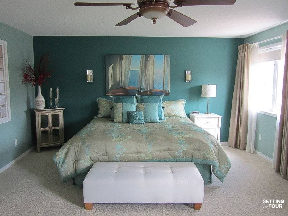 Best Choosing Our Bedroom Paint Color Sherwin Williams Pure With Pictures
