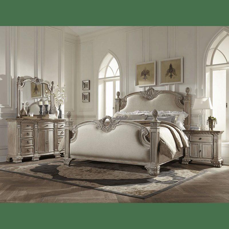 Best Orleans Ii 4Pc Bedroom Set With Pictures
