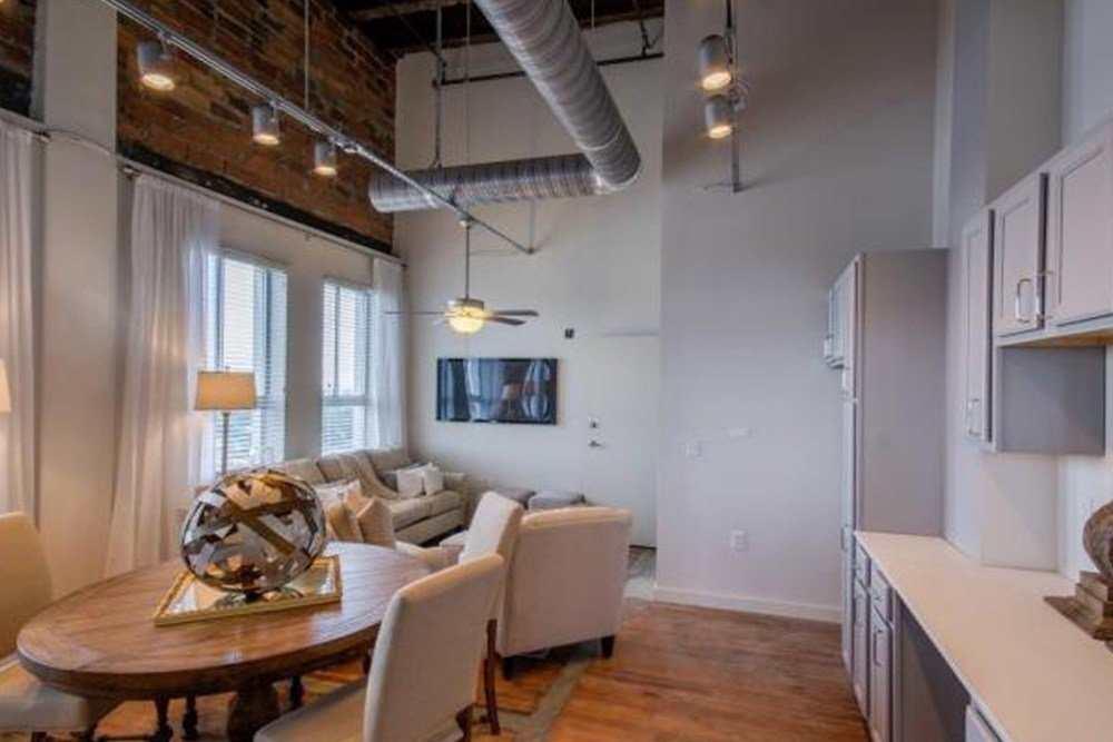Best Find An Apartment Steeped In History 9 Industrial Chic Rentals — Real Estate 101 — Trulia Blog With Pictures