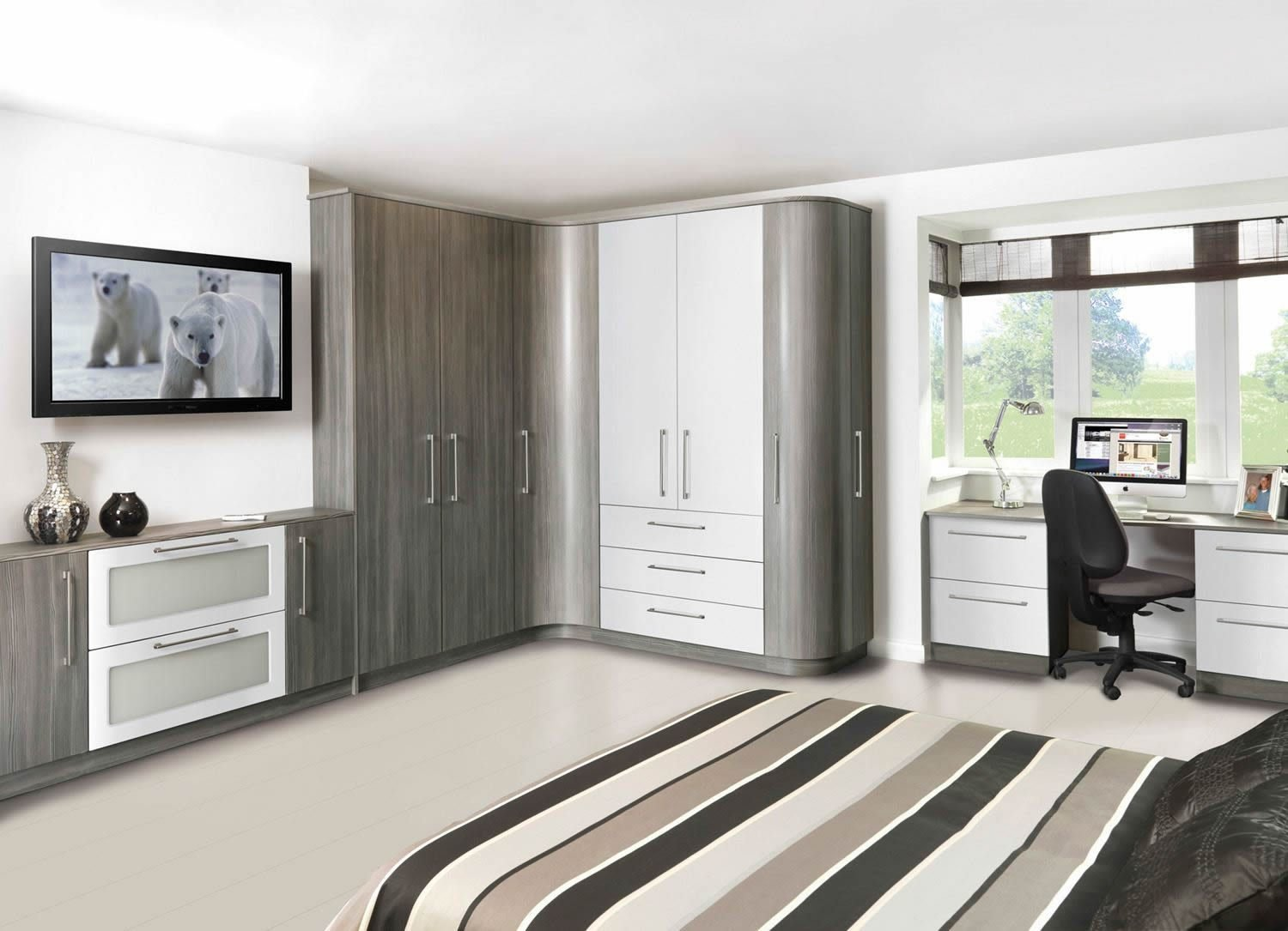 Best Fitted Wardrobes For Your Bedroom Telford Shropshire With Pictures