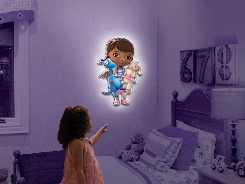 Best Decorate Your Child S Room With A New Disney Wall Friend With Pictures