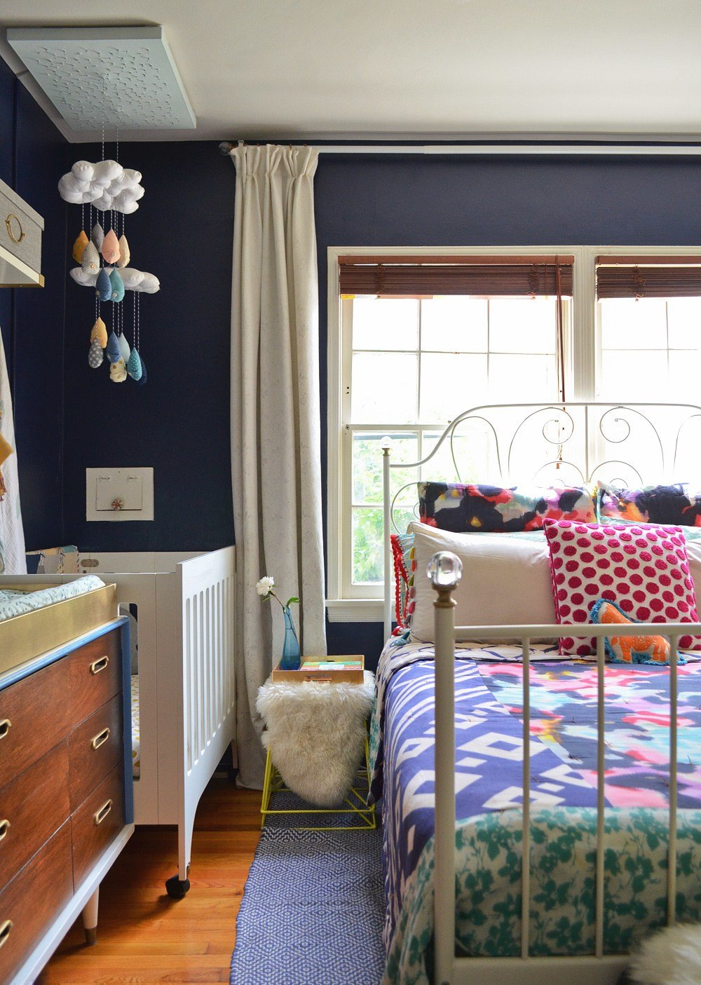 Best Our Bedroom And Nursery Combo Visual Vocabularie With Pictures