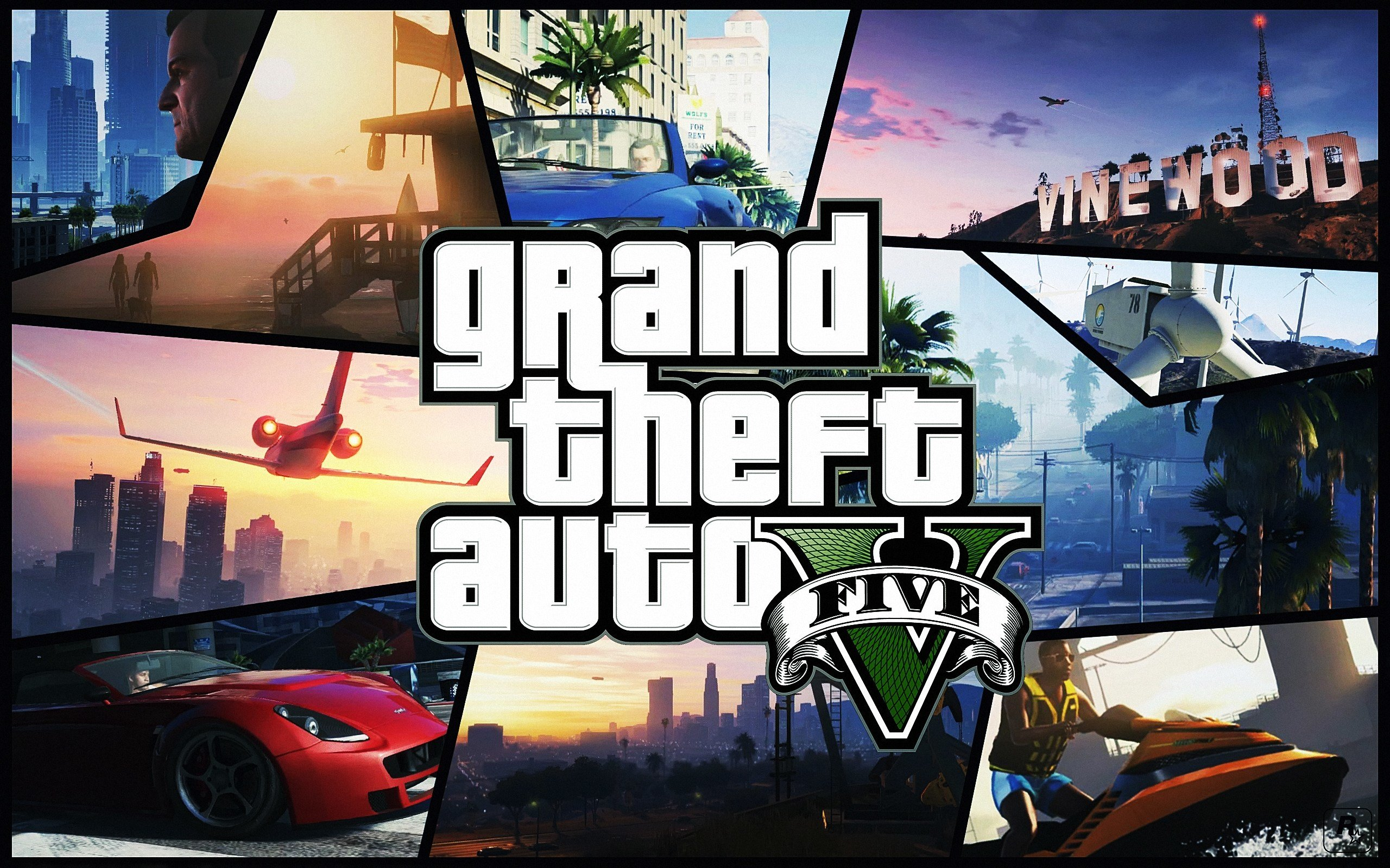 Best Gta 5 Wallpaper – Wallpapers9 With Pictures