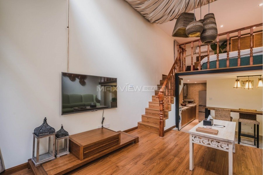 Best One Bedroom Loft With Private Yard For Rent Near Xintiandi Sh017490 1Brs 60Sqm ¥16 000 With Pictures