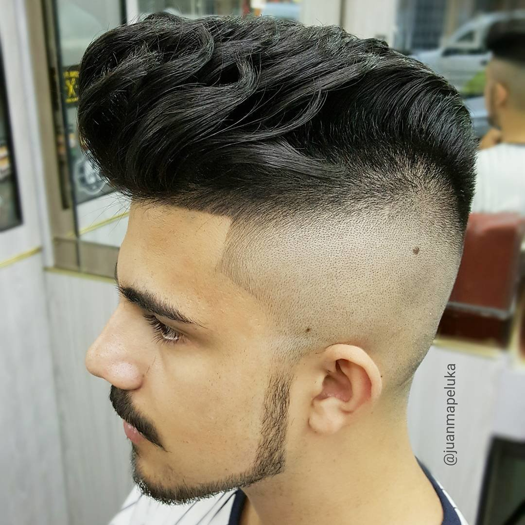 Free 27 Fade Haircuts For Men Wallpaper