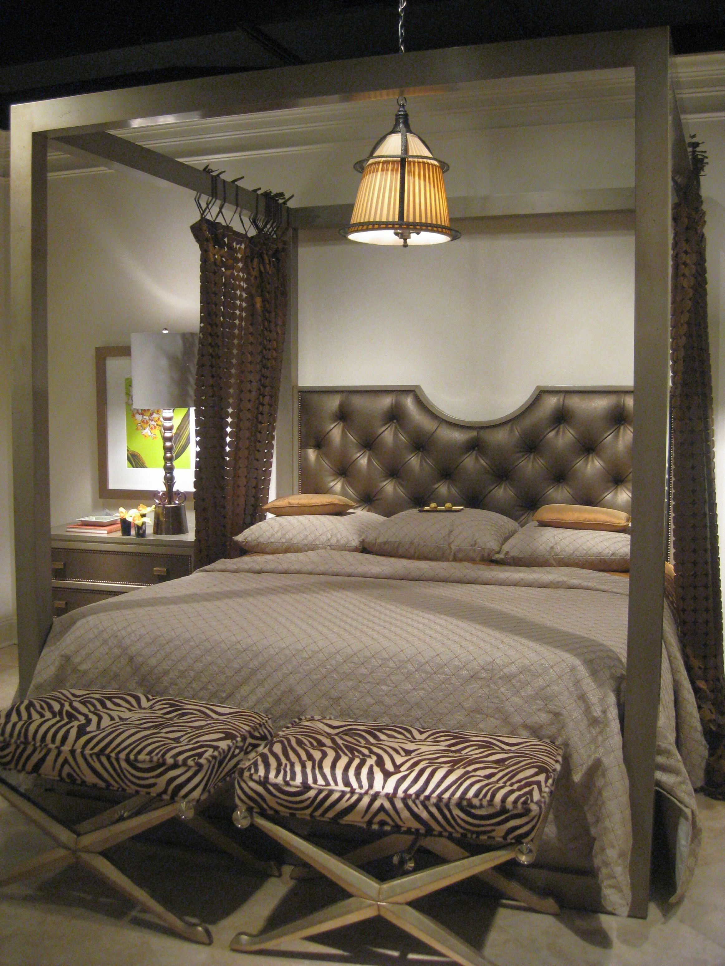 Best Stunning View Of Various Exotic Canopy Bed Designs With Pictures
