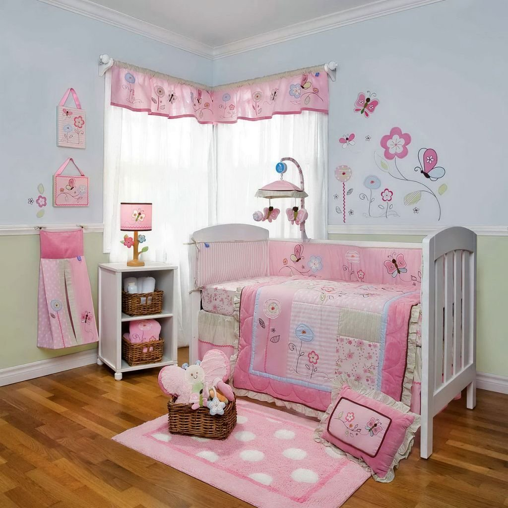 Best 20 Cutest Themes For Pink Baby Room Ideas With Pictures