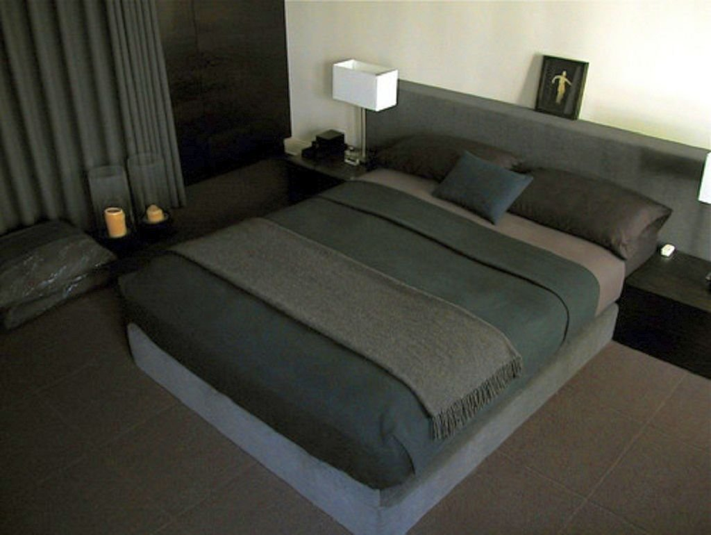 Best Simple Minimalist Modern Mens Bedroom With Pictures