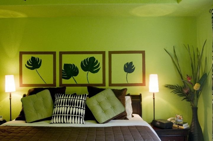 Best 17 Fresh And Bright Lime Green Bedroom Ideas With Pictures