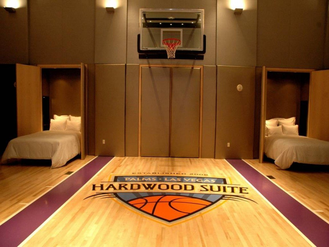 Best Cool Game Room Ideas Indoor Basketball Court Bedroom With Pictures