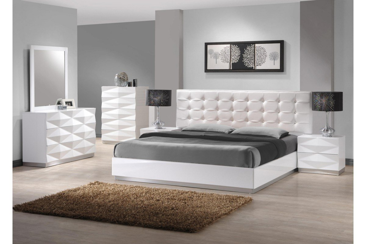 Best Bedroom Sets Verona White Full Size Bedroom Set With Pictures