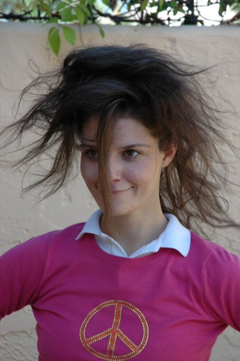 Free 7 Signs Your Bad Hair Day Means You Need A Haircut Wallpaper