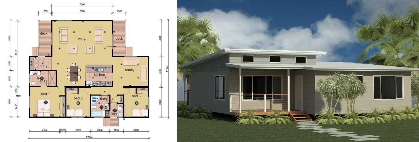 Best The Whiteley 3 Bedroom 2 Bathroom Modular Home Parkwood With Pictures
