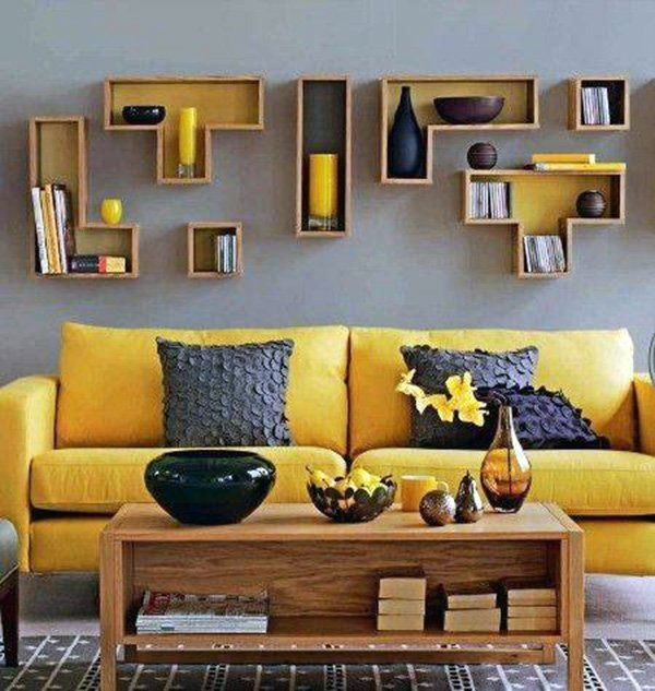 Best Spicing Up The Room Mustard Yellow Living Rooms With Pictures