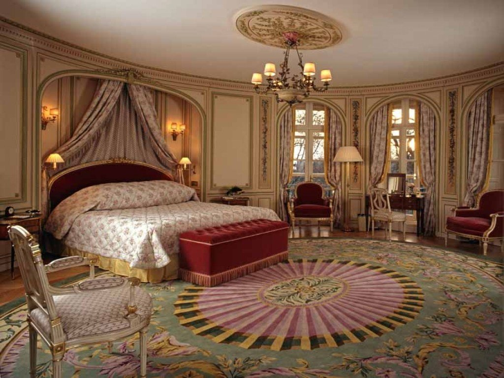 Best Large Square Ottomans White House Bedrooms Royal With Pictures