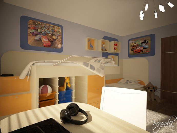 Best 60 Original Childrens Bedroom Design Showcasing Vibrant Colors With Pictures