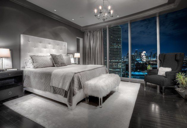 Best 20 Sleek Contemporary Bedroom Designs For Your New Home With Pictures