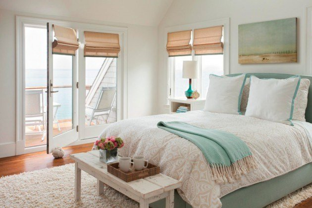 Best 16 Soothing Coastal Bedroom Designs Are The Perfect Place To Wake Up In With Pictures