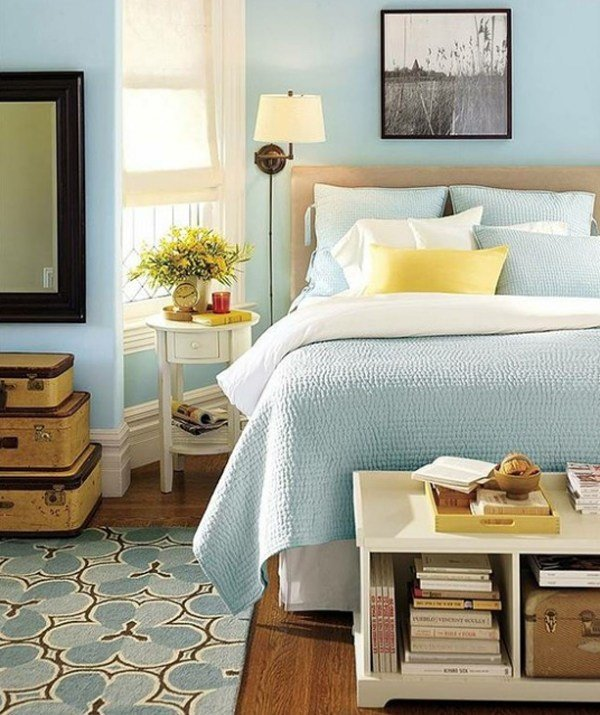 Best 21 Pastel Blue Bedroom Design Ideas With Pictures