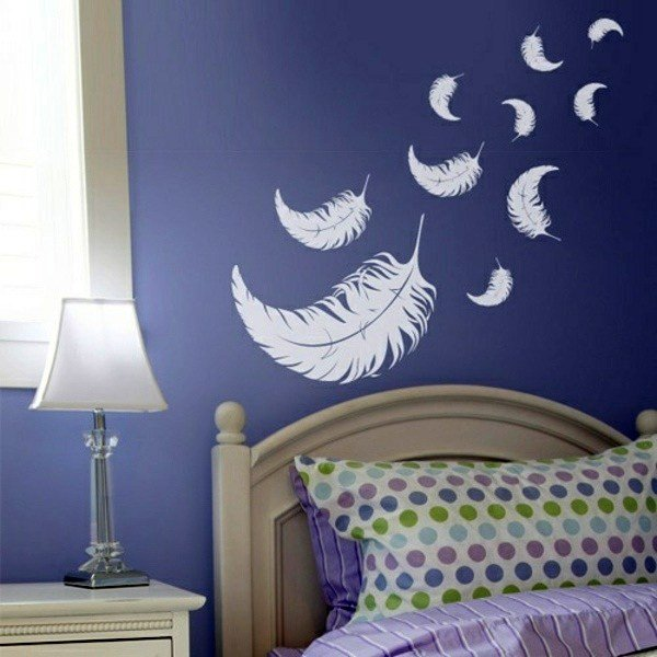 Best Bedroom Wall Design – Creative Decorating Ideas Interior With Pictures