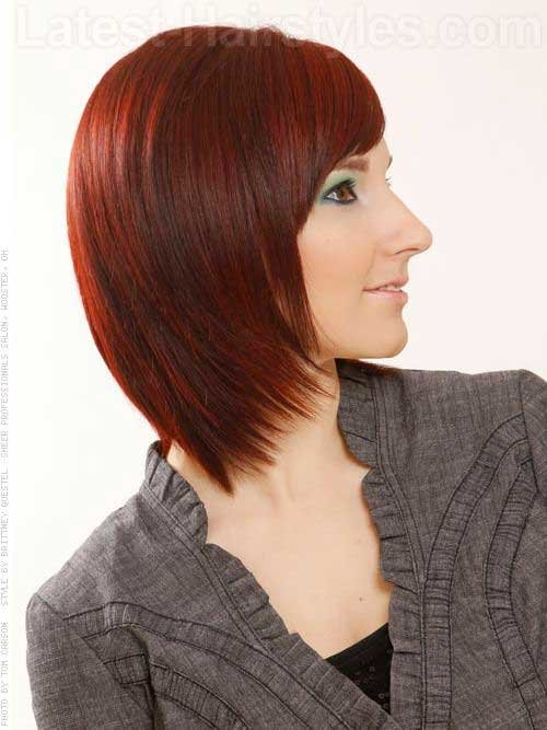Free 10 Tapered Bob Hairstyles Bob Hairstyles 2018 Short Hairstyles For Women Wallpaper
