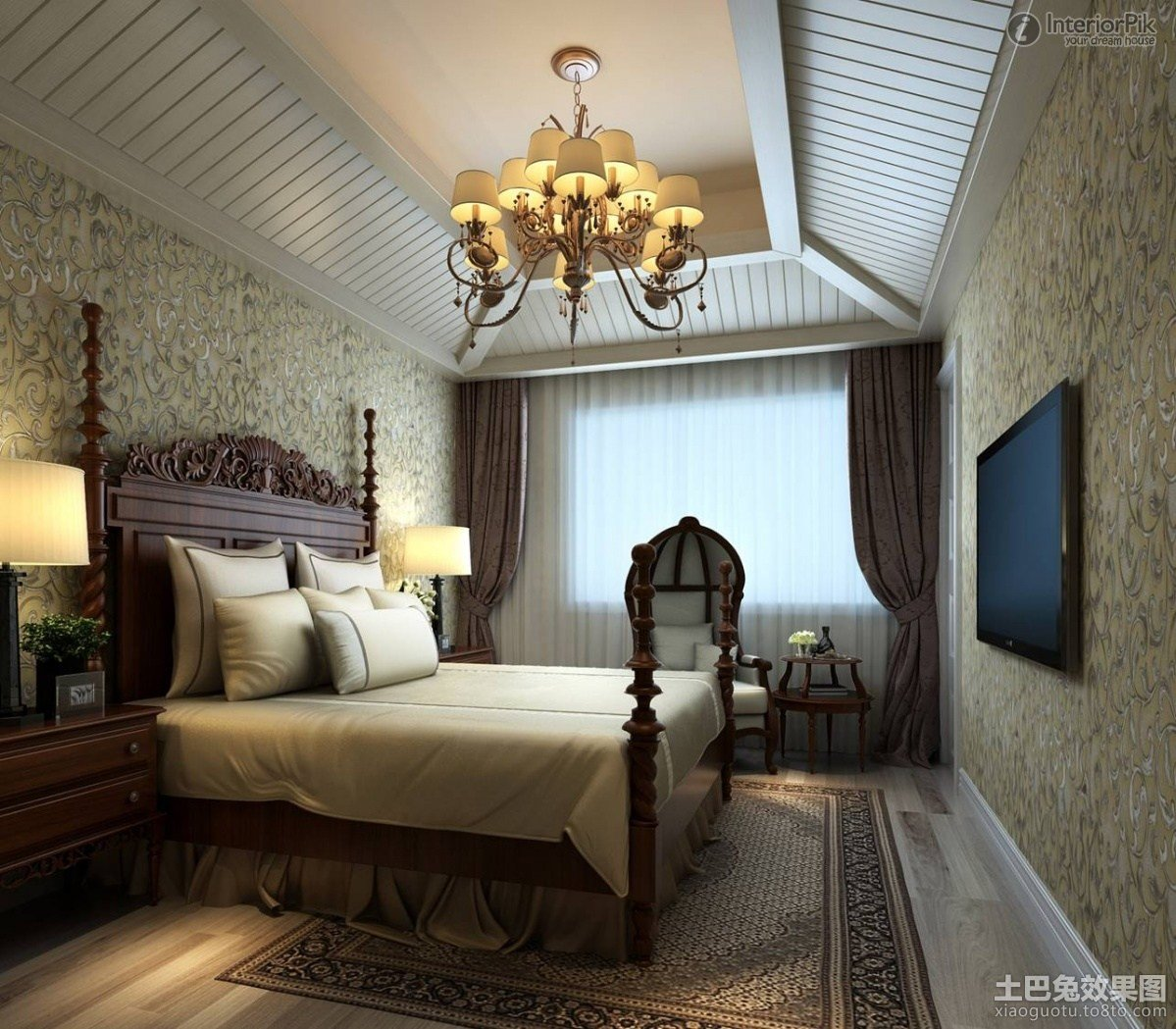 Best Top 7 Ideas To Make Your Bedroom Romantic Romantical Aid With Pictures