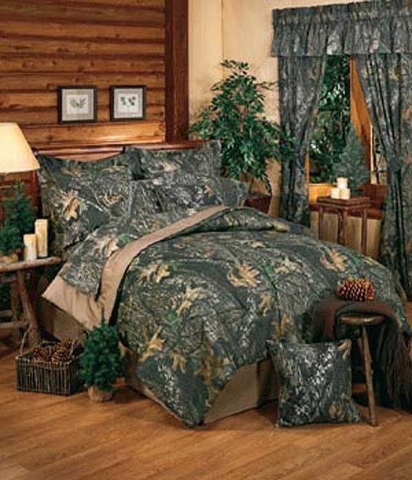 Best Mossy Oak New Break Up Comforter Set King Size With Pictures