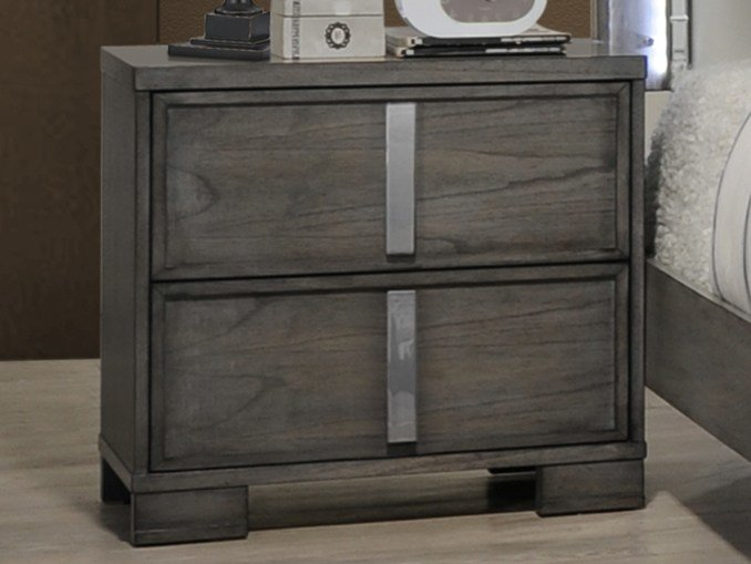Best Edgewater Bedroom Collection Nightstand Bailey S Furniture With Pictures