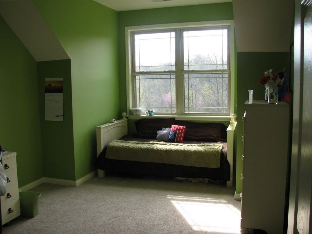 Best Green Wall Paint For Bedroom New Interior Design Painting With Pictures