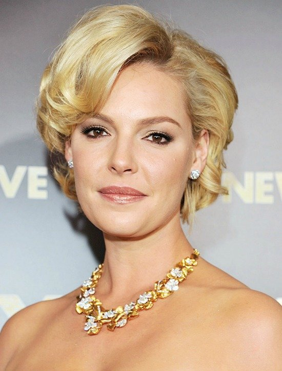Free Top 32 Katherine Heigl S New Fashion Trendy Hairstyles And Wallpaper