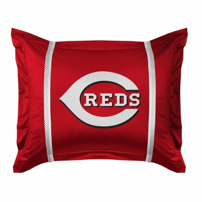 Best Cincinnati Reds Mlb Sidelines Sham By Sports Coverage At With Pictures