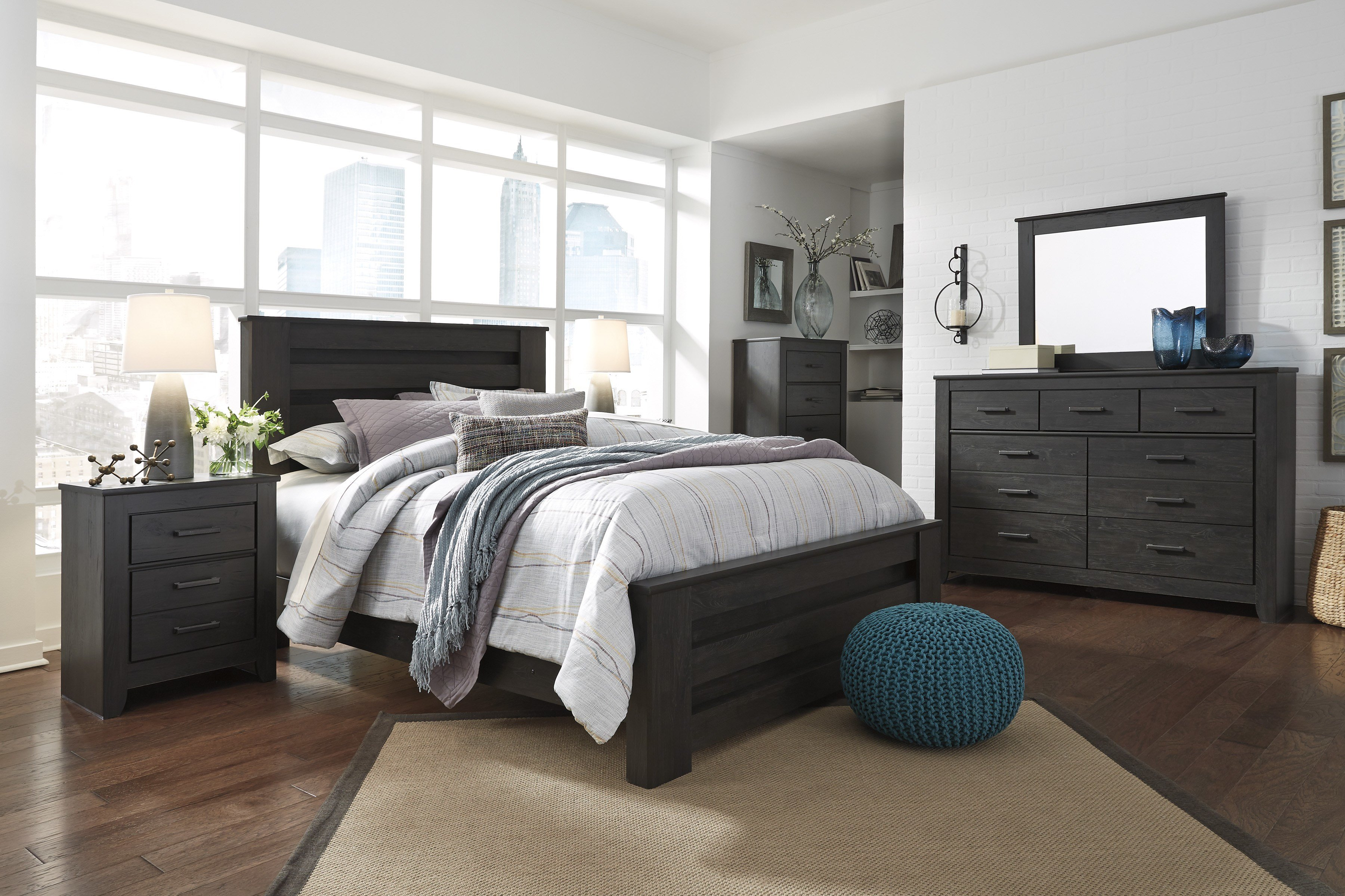 Best Brinxton 6 Piece Bedroom Set – Best Deal Furniture With Pictures